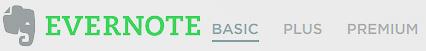 Evernote Versionen: Basic, Plus, Premium - Zentreasures.de