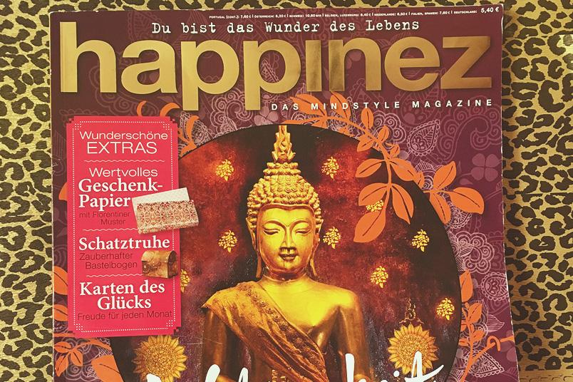 Happinez Magazin