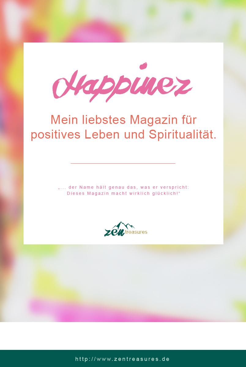 Happinez - Das Mindstyle Magazin