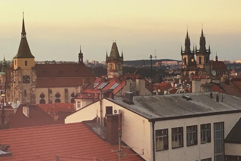 Prag - ZENtreasures.de Monthly Recap September 2016