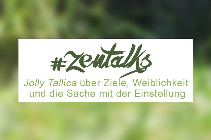 Interview mit Jolly von Jolly Tallica. ZENtreasures.de