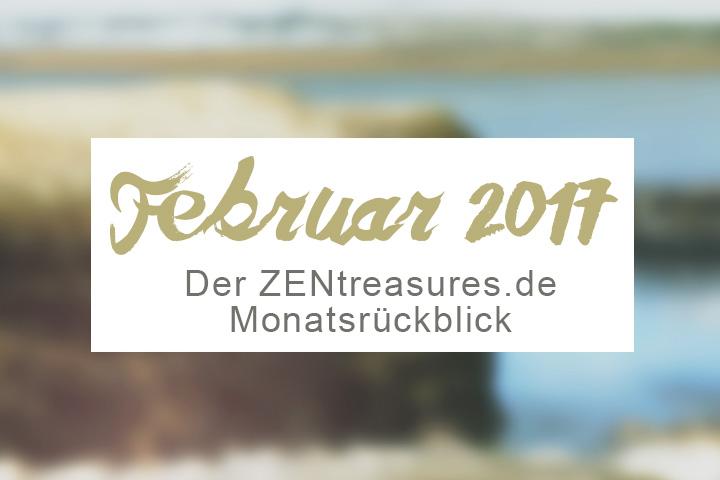 Monthly Recap: Februar 2017 – Was so eine Island-Reise anrichten kann.