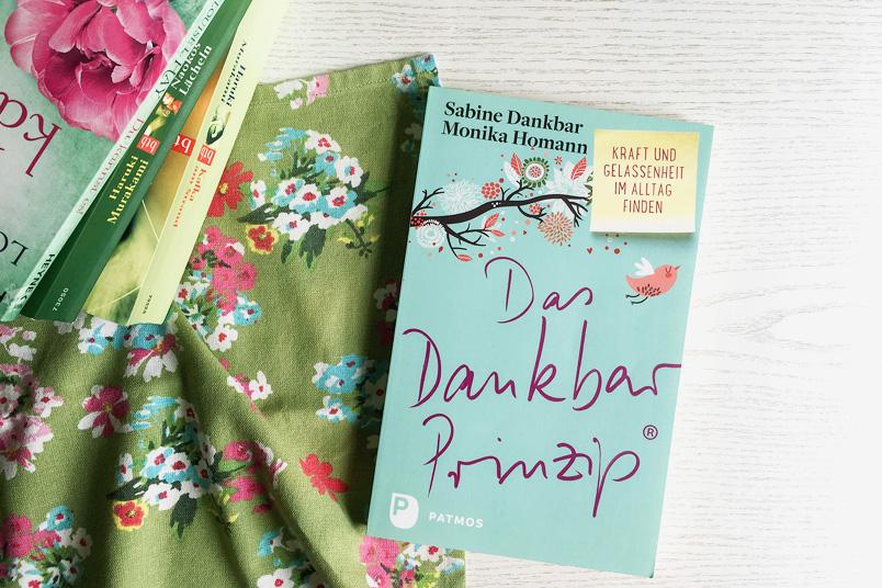 """Dankbarkeit erlernen mit dem Buch """"Das Dankbar Prinzip"""" von Sabine Dankbar und Monika Homann. ZENtreasures.de"""