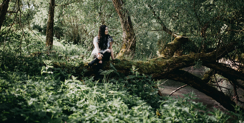 Chrissi - Autorin von ZENtreasures.de. Bild von Foxografie.de!