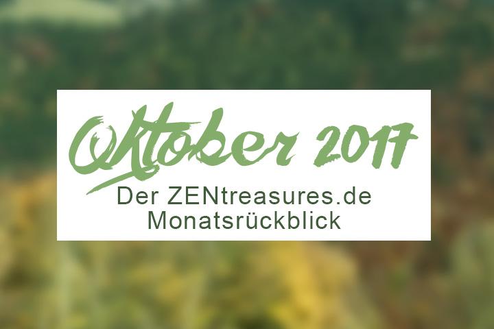Monthly Recap #15 – Oktober 2017: Wertschätzung und wie du deinen Wert finden kannst