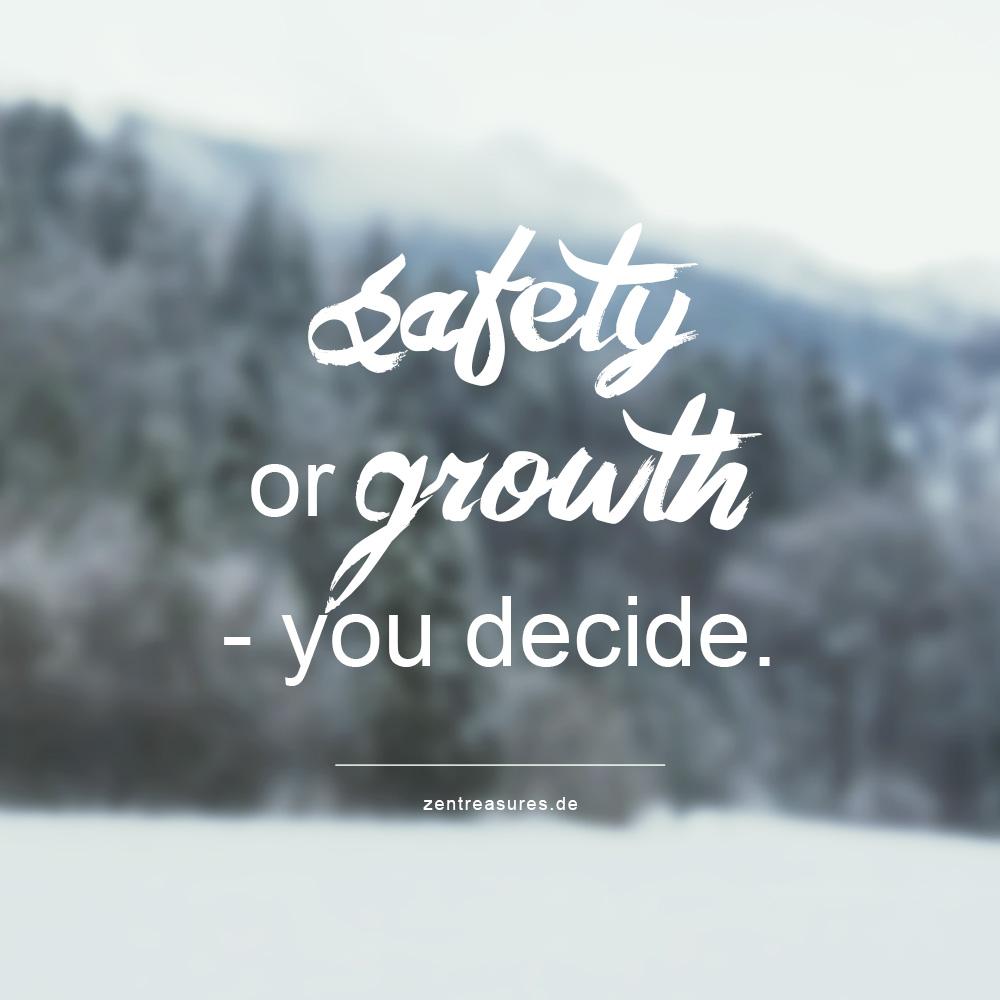 Safety or Growth - zentreasures.de