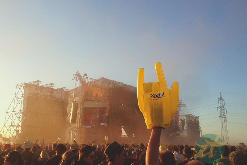 Bucketlist: Ein Festival im Ausland besuchen: Nova Rock 2014