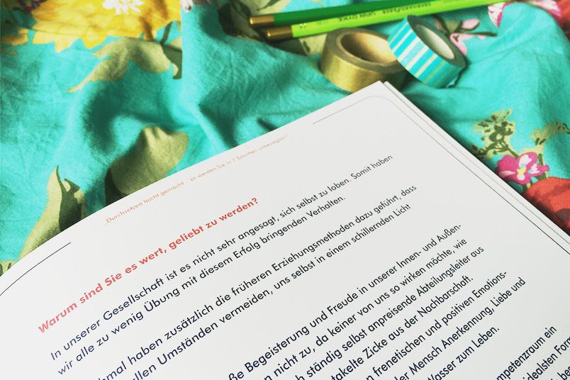 Mach dich unbeliebt und glücklich und nimm dir vom Leben, was du willst. Buch und Workbook von Diana Dreeßen
