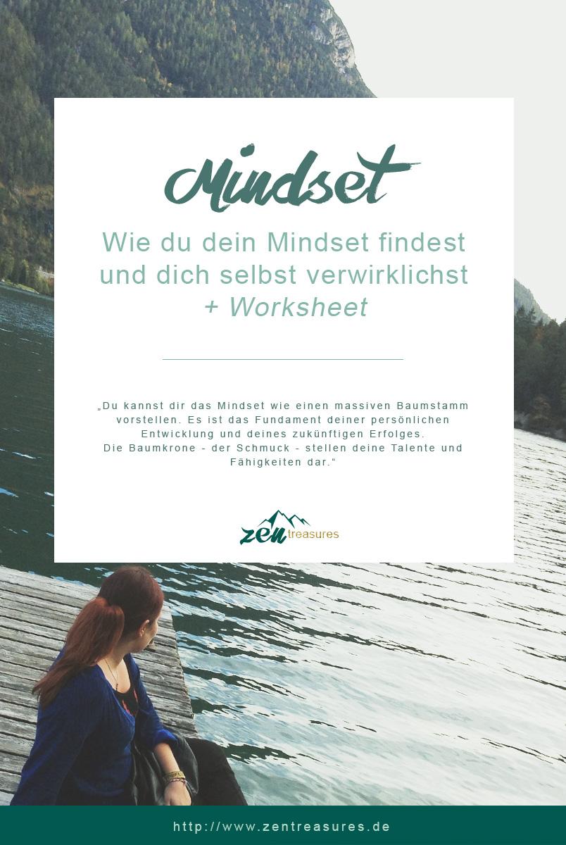 Wie du dein Mindset findest und dich selbst verwirklichst