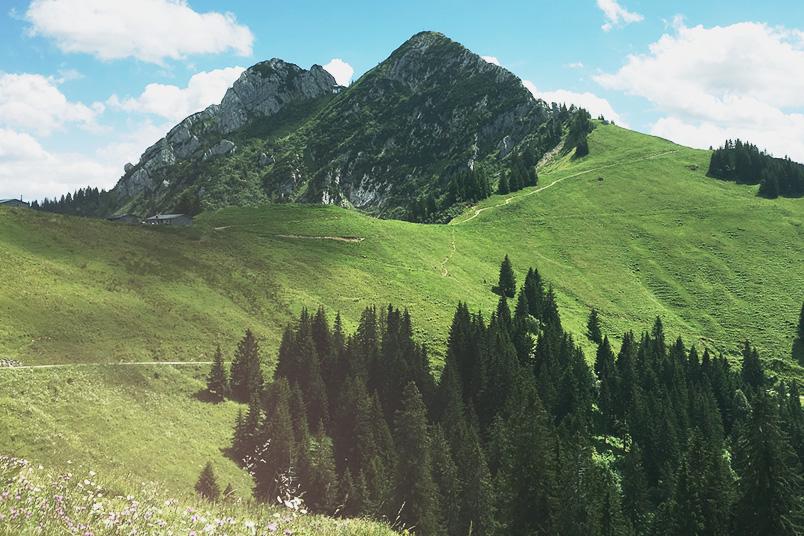 Monthly Recap: Wandern im Tegernseer Tal