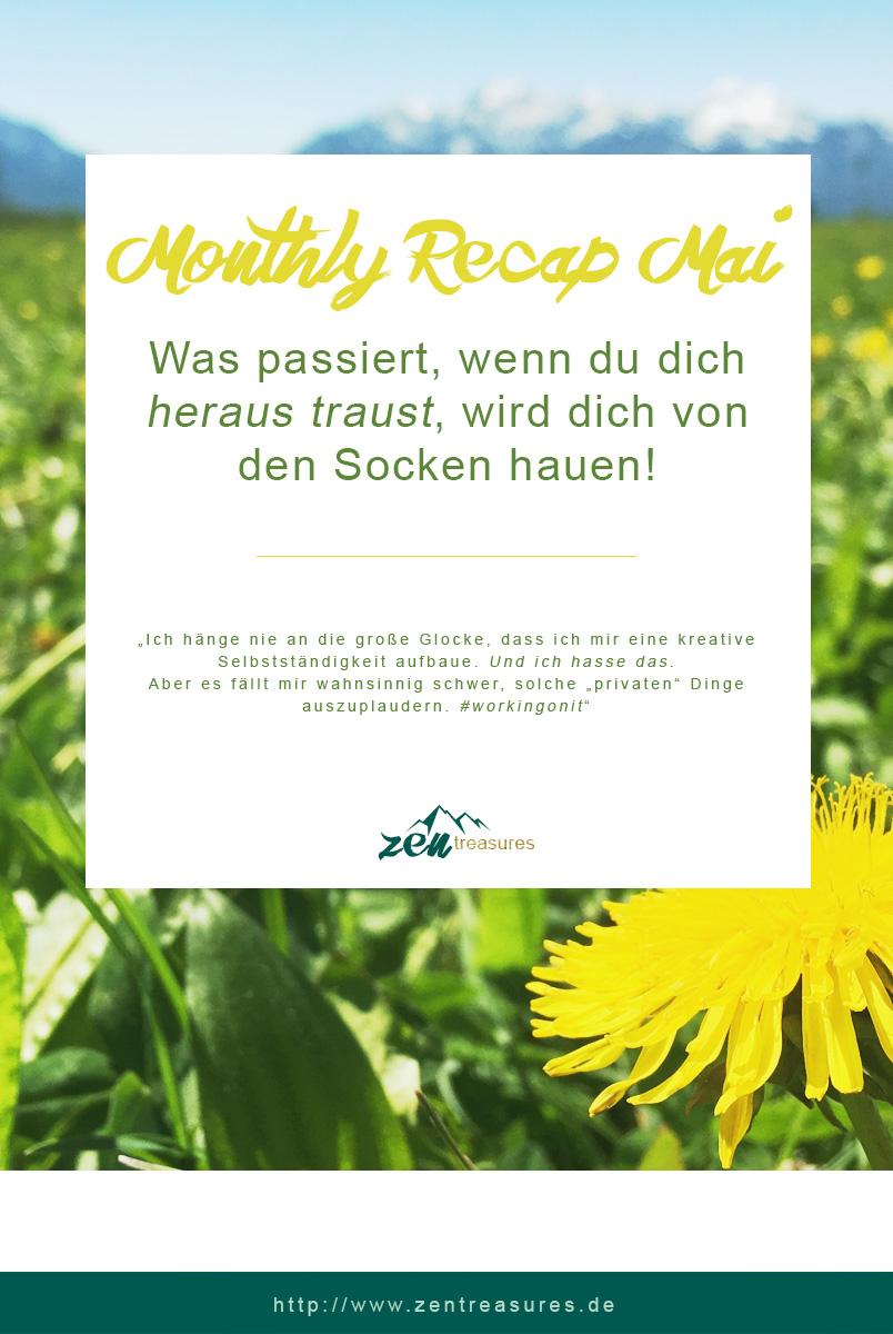 Warum manche Freundschaften nicht halten - Monthly Recap Mai 20117 width=