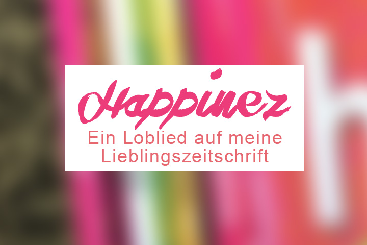Treasures: Happinez Magazin