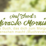 Miracle Morning von Hal Elrod, Buchreview. #ZenMorning