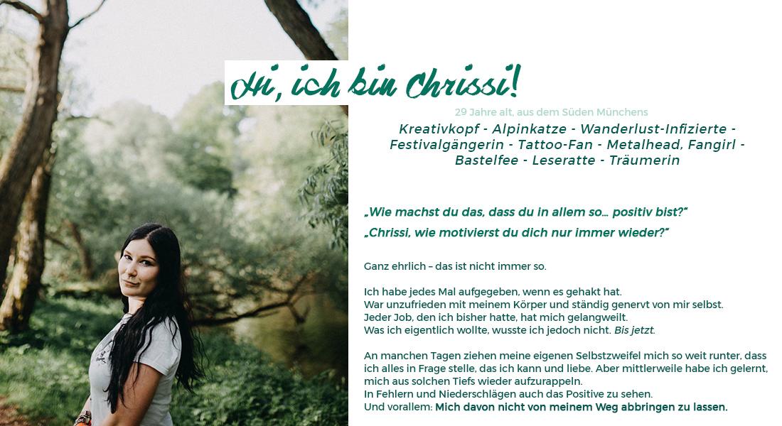 Chrissi - Autorin von ZENtreasures.de. Bild von Foxografie.de.